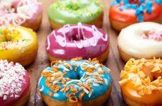 Пончики Донатс— 6 рецептов сладостей по-американски