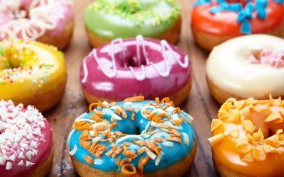 Пончики Донатс — 6 рецептов сладостей по-американски