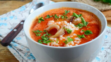 Рисовый суп с мясом — 8 отличных рецептов для всей семьи