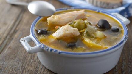 Рыбная солянка — 7 пошаговых рецептов оригинального супа