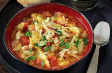 Щи с фасолью— 9 лучших рецептов к обеду