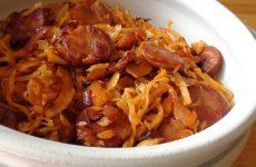 Солянка с сосисками — 7 простых рецептов к ужину