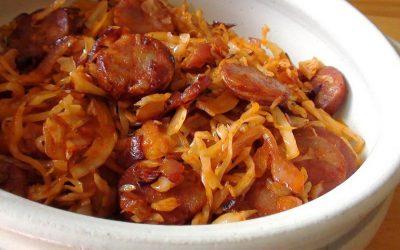 Солянка с сосисками— 7 простых рецептов к ужину