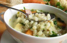 Суп с перловкой — 9 сытных оригинальных рецептов
