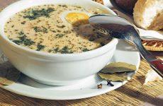 Яичный суп — 7 классных пошаговых рецептов с фото