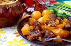 Жаркое в горшочках в духовке — 8 лучших фото-рецептов