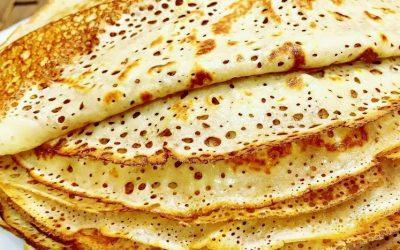 Блины на майонезе— 7 простых и вкусных рецептов