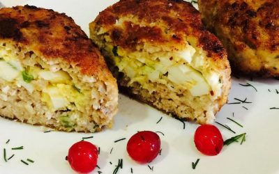 Котлеты с яйцом— 8 разнообразных рецептов с фото