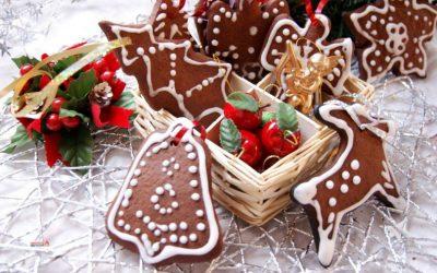 Новогоднее имбирное печенье— 8 рецептов для подарков и на ёлку