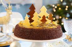 Новогодние торты 2020— 10 лучших рецептов своими руками
