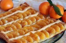 Пирог с мандаринами — 10 классных рецептов для сладкоежек