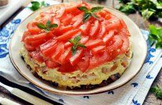 Салат Любимый муж— 6 праздничных рецептов с фото