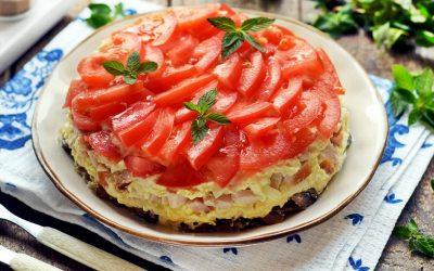 Салат Любимый муж — 6 праздничных рецептов с фото