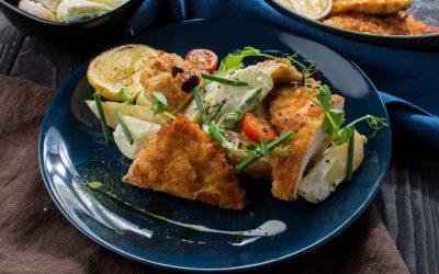 Шницель из индейки готовлю быстро— 7 диетических рецептов
