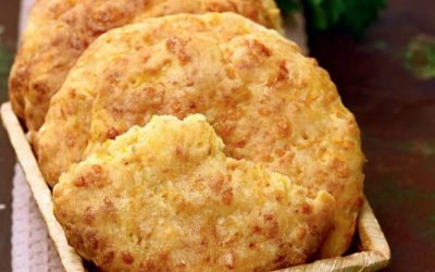 Сырные лепешки в духовке — 8 классных рецептов с фото