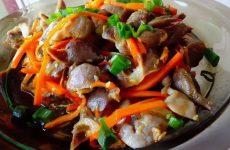 Куриные желудки по-корейски — 7 отличных рецептов с фото
