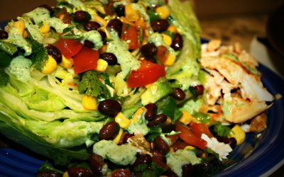 Мексиканский салат — 8 ярких фото-рецептов