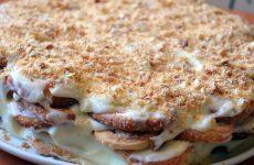 Наполеон из печенья— 7 рецептов, как приготовить торт за 15 минут