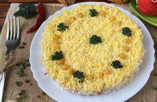 Салат Нежная жена — 6 рецептов на праздничный стол