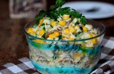 Салат Зодиак— 7 самых вкусных рецептов с фото