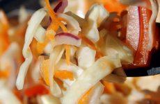 Сладкий салат из капусты — 8 витаминных и свежих рецептов