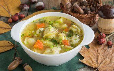 Суп с пельменями— 7 ленивых рецептов для холостяков