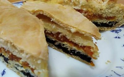 Трехслойный пирог— 7 удивительных рецептов с фото пошагово