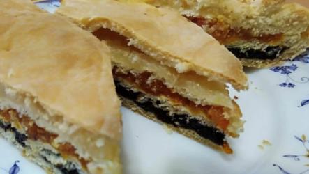 Трехслойный пирог — 7 удивительных рецептов с фото пошагово