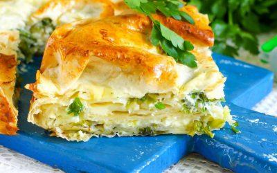 Ачма с сыром— 6 лучших рецептов из Грузии
