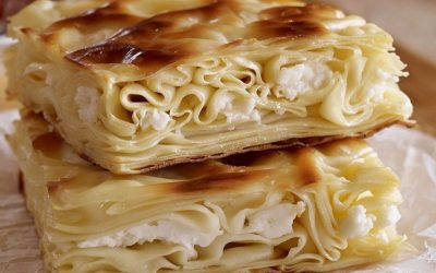 Ачма с творогом— 6 самых вкусных рецептов грузинского пирога