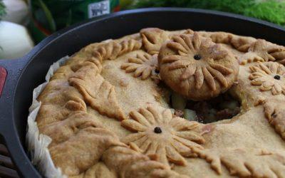 Балиш — 8 фото-рецептов самого вкусного татарского пирога