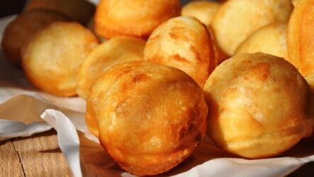 Баурсаки — 8 лучших национальных рецептов с Востока