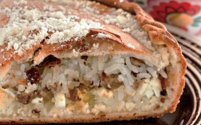 Губадия — 7 пошаговых рецептов праздничного татарского пирога