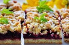 Кучерявый пирог— 6 простых рецептов для чаепития
