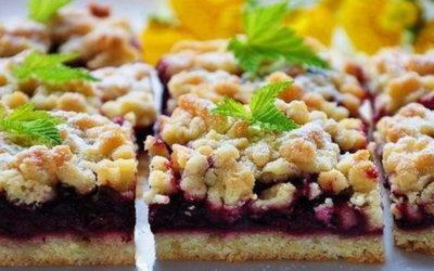 Кучерявый пирог — 6 простых рецептов для чаепития
