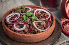 Кучмачи— 7 самых вкусных грузинских рецептов с фото