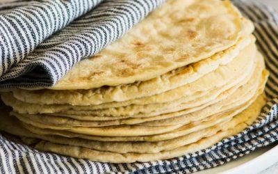 Кукурузные лепешки — 8 рецептов на все случаи