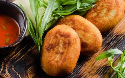 Мчади — 6 лучших рецептов лепешек из Грузии