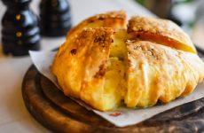 Сабурани— 6 рецептов, как готовят сырный осетинский пирог