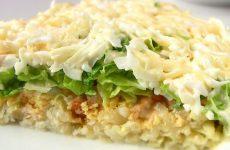 Салат Невеста с курицей — 7 лучших и любимых рецептов