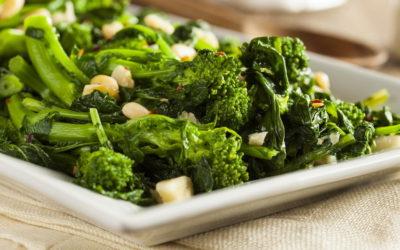 Что приготовить из брокколи и фасоли— 7 рецептов с фото