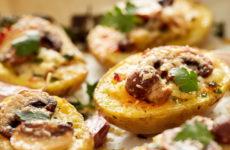 Фаршированный картофель — 9 самых любимых рецептов