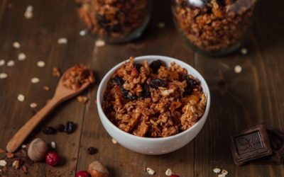 Гранола— 8 полезных рецептов для идеального завтрака