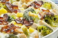 Индейка с брокколи — 7 рецептов самого полезного ужина