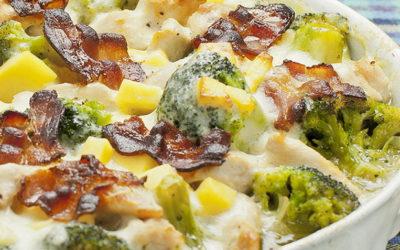Индейка с брокколи— 7 рецептов самого полезного ужина