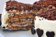 Итальянский торт — 7 самых вкусных рецептов