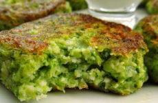 Котлеты из брокколи — 7 рецептов полезных и простых