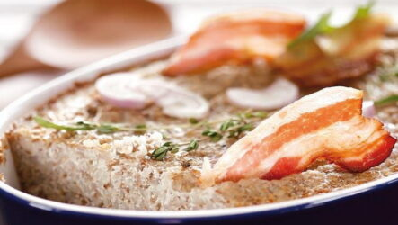Крупеник — 8 рецептов интересного блюда славянской кухни