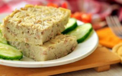 Лапшевник— 8 рецептов для классного завтрака