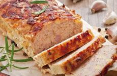 Мясной хлеб — 7 сытных рецептов с фото пошагово